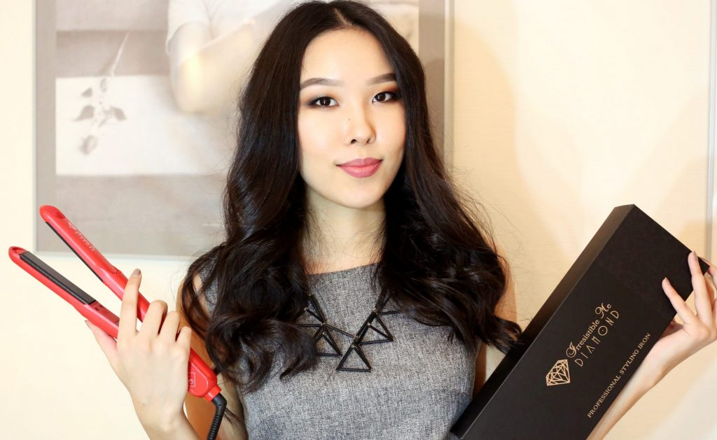 Tips how to use a flat iron 1